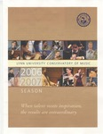 2006-2007 Master Class - Qi Liu (Piano)