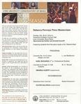 2004-2005 Master Class - Rebecca Penneys (Piano)
