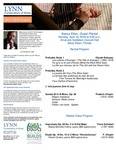 2017-2018 Master Class and Mini-Recital - Nancy Elton (Piano) by Nancy Elton, Bailey Michelle Collins, and Nicole Marie P. Cortero