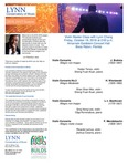 2018-2019 Master Class - Lynn Chang (Violin) by Lynn Chang, Yordan Tenev, Sheng Yuan Kuan, Shanshan Wei, Sing Hong Lee, Olga Konovalova, Ricardo Lemus, and Joshua Cessna