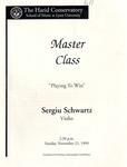 1999-2000 Master Class