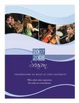 2007-2008 Mostly Music: Mozart by Edgar Leite, Natalia Herrera, David Pedraza, Adriana Lombardi, Carol Cole, Ralph Fielding, Tao Lin, and Patrick Whalen
