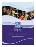 2007-2008 Mostly Music: Mendelssohn by Carol Cole, David Cole, Jon Robertson, Yang Shen, Seul-A Lee, Vasile Sult, Wallas Pena, Aziz Sapaev, Larry Q., Marshall Turkin, and Jan McArt