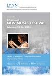 2013-2014 New Music Festival