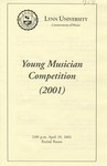 2000-2001 Young Musicians Competition - Piano
