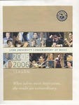 2005-2006 Haydn and More by Daniel Furtado, Marie Ashley, Ana Flavia Zuim, Claudio Jaffé, Mark Aliapoulios, Saint Andrew's and Lynn University Choral Union, and Haydn Festival Orchestra