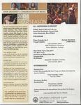 2004-2005 All Gershwin Concert by Lisa Leonard, Matthew Henderson, Aaron Mahnken, Elizabeth Caballero, Yemi Gonzales, Tao Lin, and Paul Green
