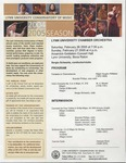 2004-2005 Lynn University Chamber Orchestra