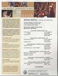 2004-2005 Special Recital: A Presentation for Huntington Lakes by Daniel Andai, Sylvia Kim, Valentin Mansurov, Simona Armbruster, Stefka Illieva, Nelli Jabotinsky, Sonia Shklarov, Brandie Phillips, Yemi Gonzales, Bartosz Zyczynski, and Lisa Leonard