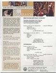 2004-2005 Beethoven Birthday Concert by Oliver Salonga, Sylvia Kim, Yemi Gonzales, Sarah Perkins, Madalina Macovei, Yi Zhang, Roberta Rust, Robert Weiner, Paul Green, John Smith, and Janet Harris