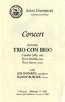 2001-2002 Trio Con Brio