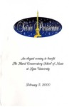 1999-2000 Soirée Parisienne by Johanne Perron, Tao Lin, Claudio Jaffé, Sabrina Fernandez, Catherine Phillips, Laura Gilbert, Roberta Rust, John Dee, and Phillip Evans
