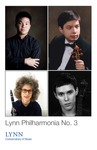 2016-2017 Philharmonia No. 3 by Lynn University Philharmonia, Guillermo Figueroa, Akmal Irmatov, Matthew Calderon, Cameron Hewes, and David Brill
