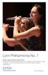 2015-2016 Lynn Philharmonia No. 1