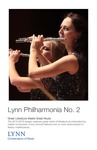 2015-2016 Philharmonia No. 2 by Lynn University Philharmonia and Guillermo Figueroa
