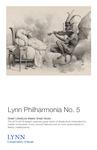 2015-2016 Philharmonia No. 5