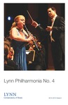 2014-2015 Philharmonia No. 4 by Lynn University Philharmonia, Guillermo Figueroa, Jeffrey Khaner, and Ralph Fielding