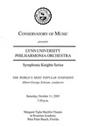 2003-2004 Symphonic Knights Series No. 1