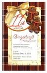 2013-2014 Gingerbread Holiday Concert