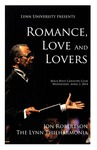 2013-2014 Romance, Love and Lovers by Lynn University Philharmonia and Jon Robertson