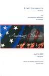 2006-2007 Philharmonia at Mizer - American Classics