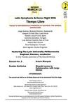 2007-2008 Festival of Arts Boca by Lynn University Philharmonia, Raphael Jimenez, and Tiempo Libre