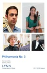 2017-2018 Philharmonia No. 3 by Lynn University Philharmonia, Guillermo Figueroa, Khosiyatkohn Khusanova, Sergei Skobin, Tamas Markovics, and Michael Puryear
