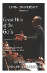 2017-2018 Philharmonia at Boca West: Great Hits of the '60s by Lynn University Philharmonia and Jon Robertson
