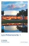 2018-2019 Philharmonia No. 1 by Lynn University Philharmonia, Guillermo Figueroa, Elmar Oliveira, and Dan Satterwhite