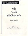 1999-2000 The Harid Philharmonia