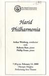 1999-2000 Harid Philharmonia