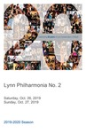 2019-2020 Philharmonia No. 2 by Lynn University Philharmonia, Guillermo Figueroa, and Jon Nakamatsu