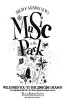 2000-2001 Music in the Park