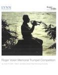 Roger Voisin Memorial Trumpet Competition 2020