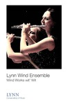 2015-2016 Lynn University Wind Ensemble - Wind Works wit' Wit