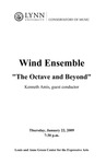 2008-2009 Lynn University Wind Ensemble - The Octave and Beyond