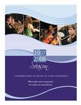 2007-2008 Lynn University Wind Ensemble