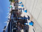 Outdoor Dining Deerfield Beach Pier by Christelle Mehu