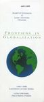 1997-1998: Dively Frontiers in Globalization Lecture Program