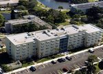 Aerial View of E. M. Lynn Residence Center by Lynn University