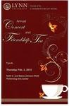 2011-2012 Concert and Friendship Tea