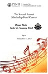 2012-2013 Scholarship Fund Concert at Royal Palm Yacht & Country Club