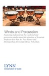 2018-2019 Winds and Percussion