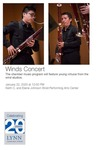 2019-2020 Winds Concert