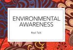 2021-2022 Impact Series - Real Talk: Environmental Awareness by Lynn University