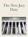 The New Jury Duty by Joshua Harlow
