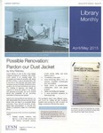 Library Monthly - April/May 2015