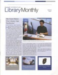 Library Monthly - September 2015 by Amy Filiatreau, Jared Wellman, Sabine Dantus, and Leecy Barnett