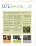 Library Monthly - November 2015 by Alison Leonard, Amy Filiatreau, Jordan Chussler, Leecy Barnett, Jared Wellman, and Sabine Dantus