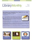 Library Monthly - February 2016 by Lynn Library Staff